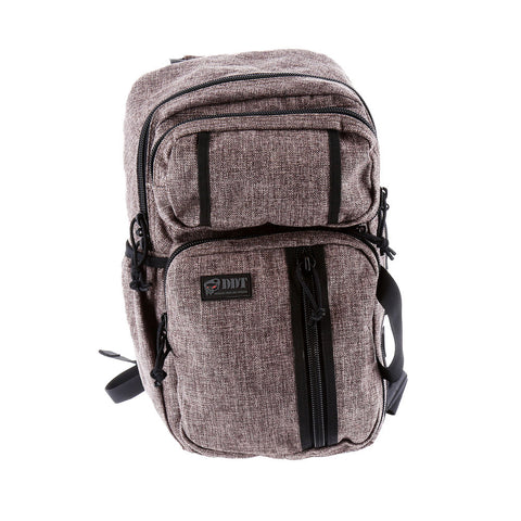 Traveler Urban Sling Bag Burlap