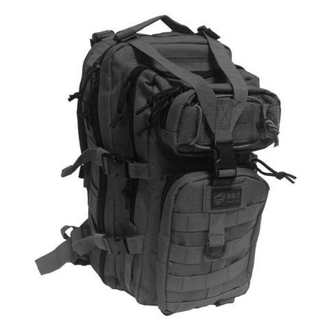 Anti-venom 24hour Assault Backpack - Gunmetal