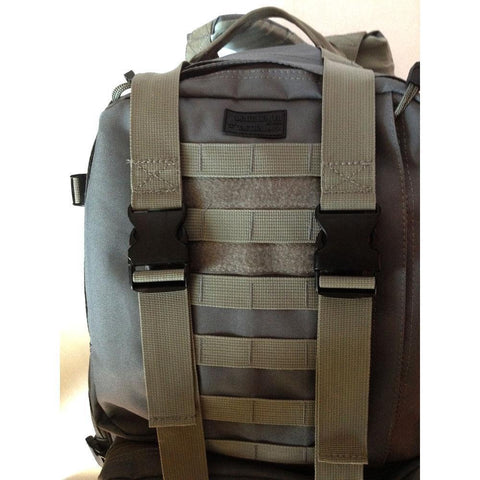 Pathfinder 72 Hour Assault Backpack - Gunmetal