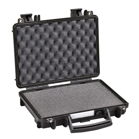 Single Pistol Case - Black
