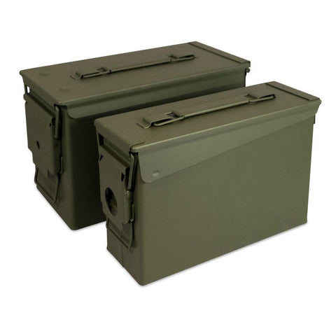 Metal Nested Ammo Can, 30 Cal-50 Cal