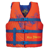 Youth Character Vest