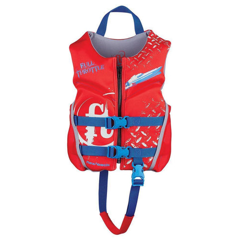 Child Hinged Rapid-dry Flex-back Vest