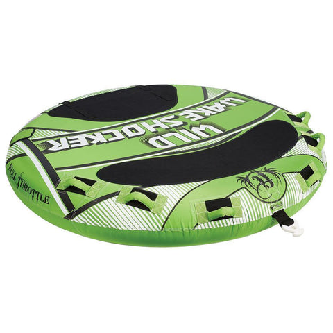 Wild Wake 80in Cover Tube - Green