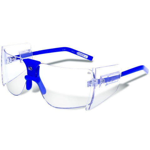 85's Sunglasses - Blue-clear