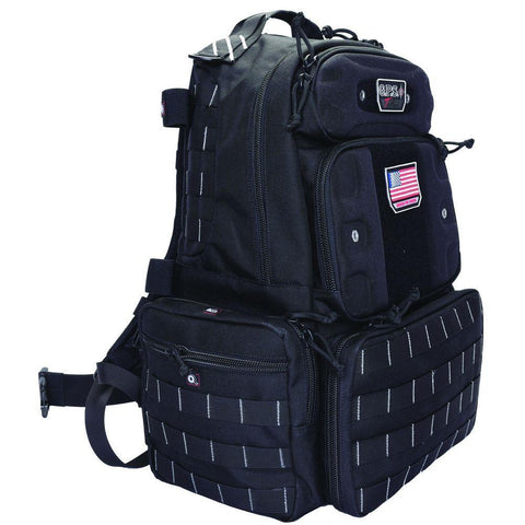 Tactical Range Tall Backpack