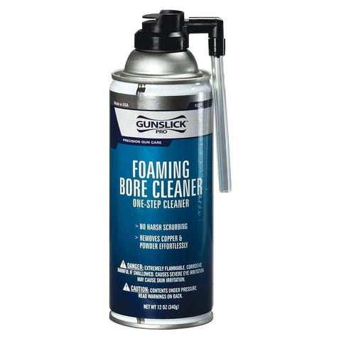 Foaming Bore Cleaner -Aerosol