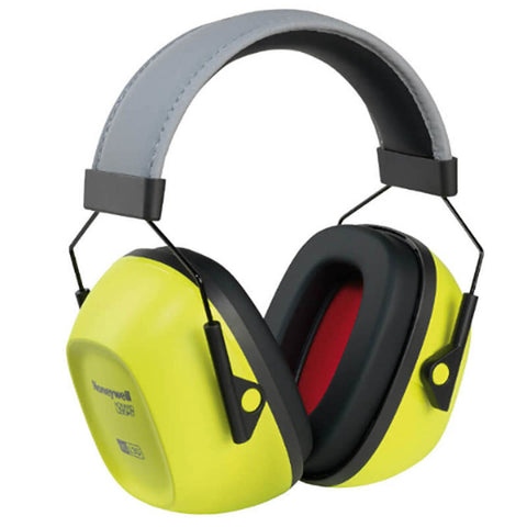 Vs130hv Verishield Hi-visibility Earmuff - Green