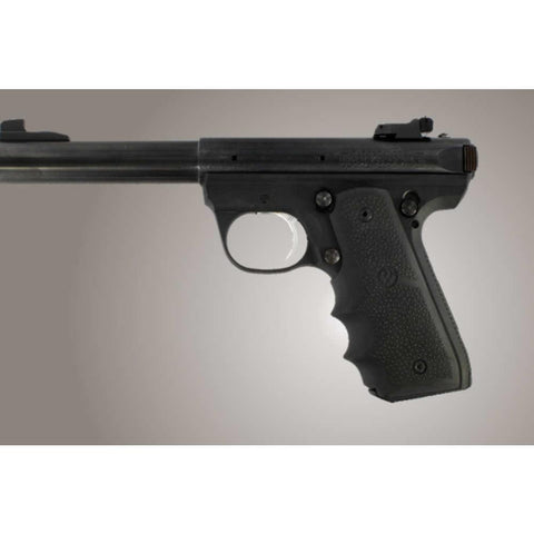 Rubber Wraparound Grip With Finger Grooves - Ruger 22-45 Rp