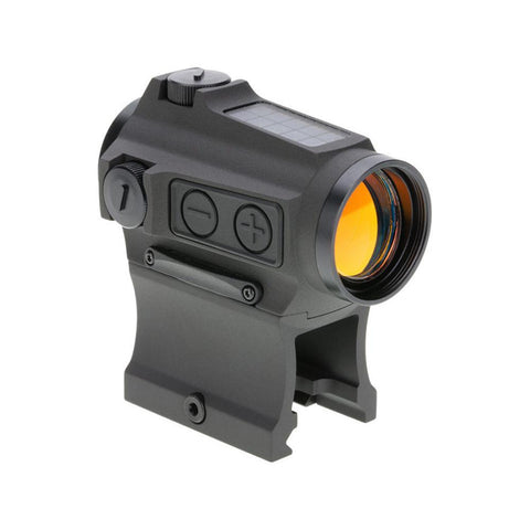 Elite Micro Reflex Sight - Green Circle Dot-solar Panel