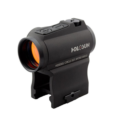 Classic Micro Reflex Sight - Circle Dot-shake Awake