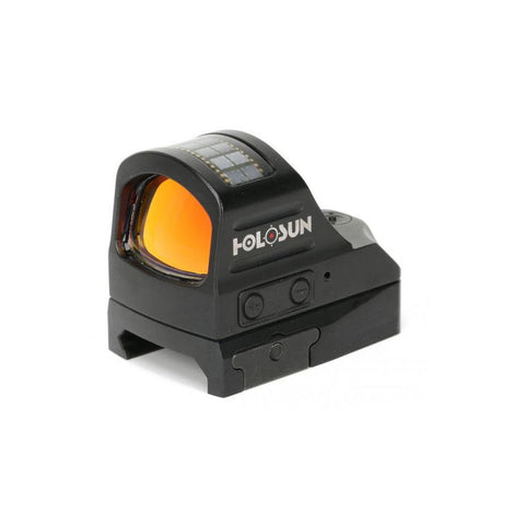 Classic Open Reflex Sight - Circle Dot-solar Panel
