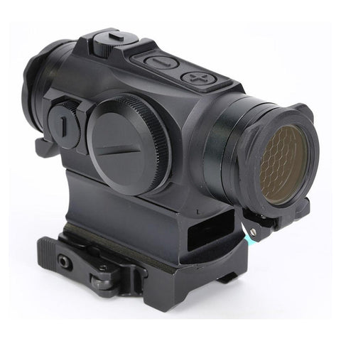 Classic Micro Reflex Sight - Circle Dot-shake Awake-qd Mount
