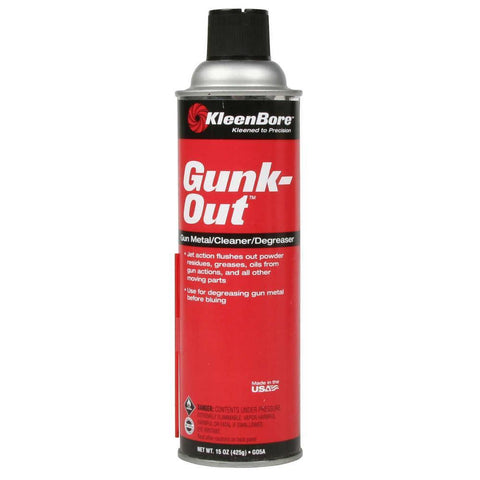 Gunk Out Cleaner Degreaser - 15 Oz. (55 G) Aerosol