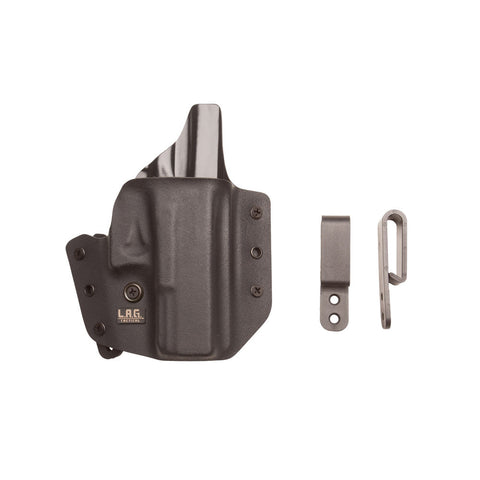 Defender Holster - Sig P320, Right Hand, Full Size, Black