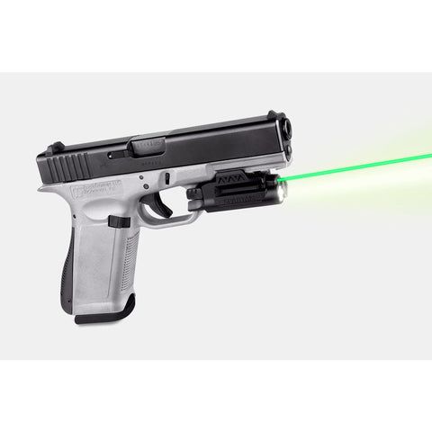 Case Of 3 Spartan Light-laser Grn 1 3-4in Rail Spc