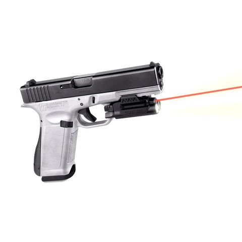 Case Of 3 Spartan Light-laser Red 1 3-4in Rail Spc