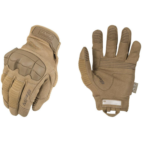 M-pact 3 Glove - Coyote, Large