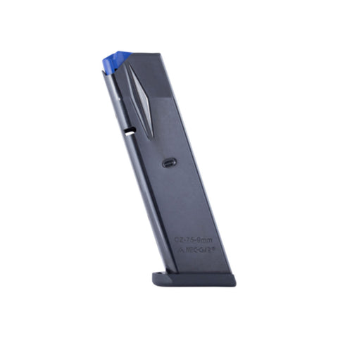 Case Of 10 Cz 75b-85b 9mm Bl 10rd Magazine
