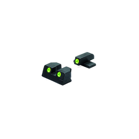 Sig Sauer Tru-dot Night Sight - 9mm & 357 Sig. Fixed Set