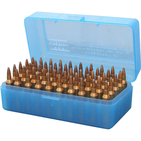 R-50 Series Flip Top Rifle Ammo Box