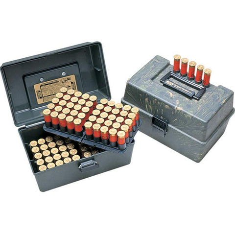 Sf-100 Shotshell Box - 12 Gauge - Wild Camo