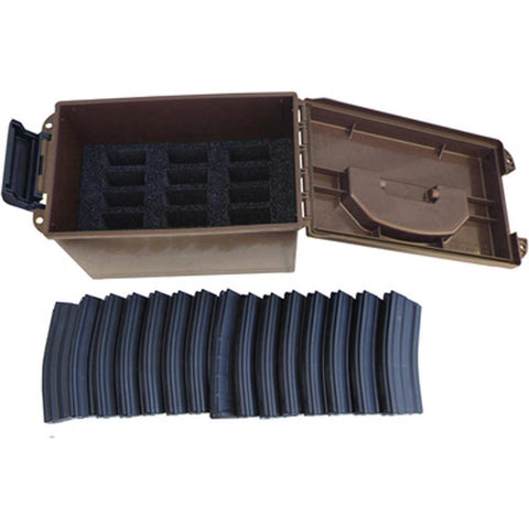 Tactical Magazine Can 15 - Dark Earth