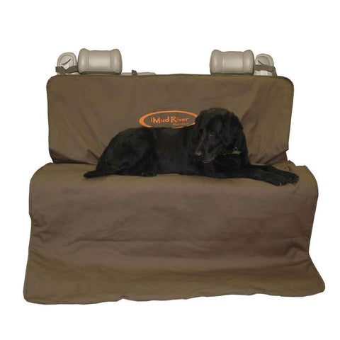 Two Barrel Double Seat Cover, Standard