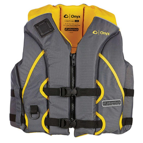 All Adventure Shoal Vest Yellow L-lx