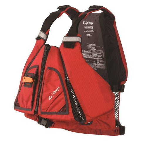 Movevent Torsion Padl Spt Vest Red Xl-2x