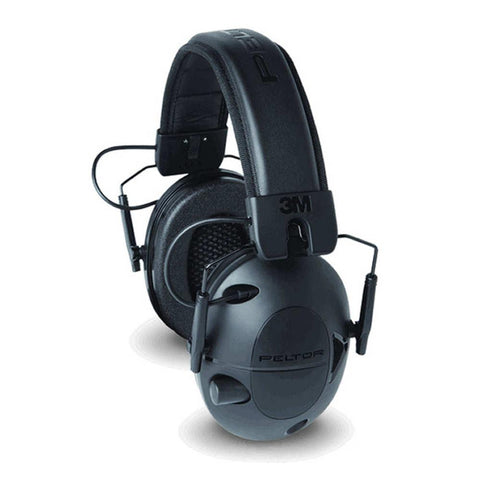 Peltor Sport Tactical 100 Electronic Hearing Protector - Black