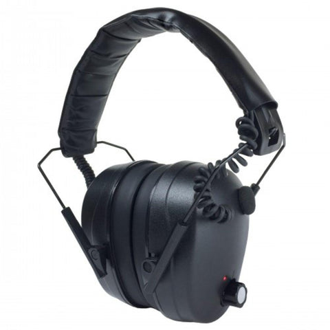 Tactical Electronic Earmuff