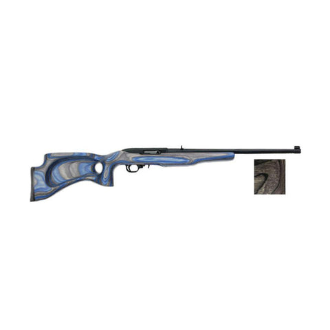 Yukon Stock - Ruger 10-22 Wmr - Bull Barrel - Left-handed - Bone Gray