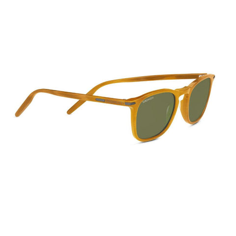 Delio Sunglasses - Shiny Honey - Polarized Ultra-light Mineral Lens