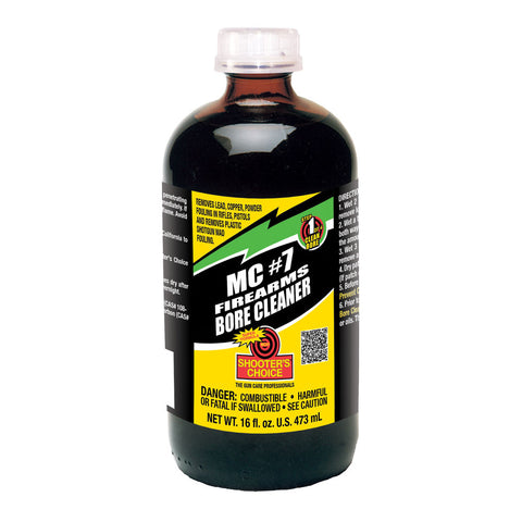 Mc #7 Bore Cleaner And Conditioner - 16 Oz. Replenisher