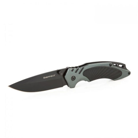 "Ager 3.5"" Drop Point Assisted Opening Knife"