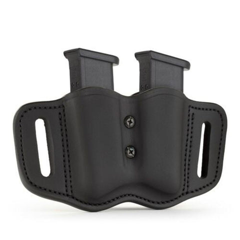 Two Double Stack Polymer Magazine Carrier