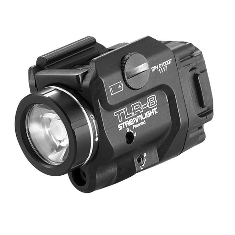 Tlr-8 Gun Light With Red Laser