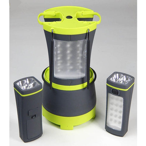 Gamma Led Lantern - Green
