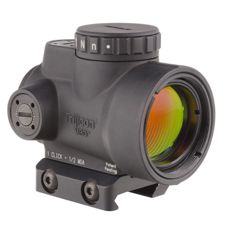 Trijicon Mro - 2.0 Moa Adjustable Green Dot With Low Mount