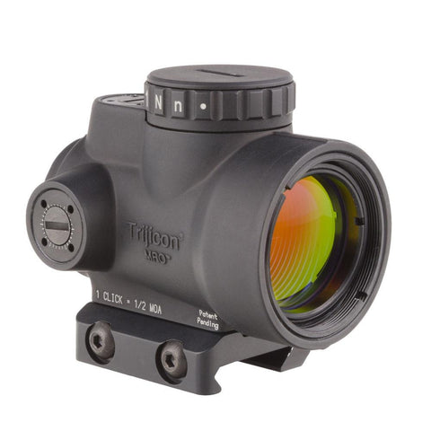 Trijicon Mro - 2.0 Moa Adjustable Green Dot With Lower 1-3 Co-witness Mount