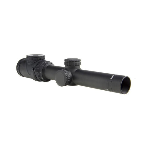 Accupoint 1-6x24 Riflescope Circle-cross Crosshair W- Dot, Tube