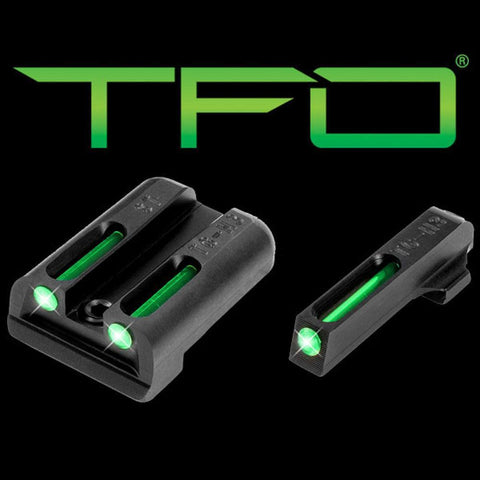 Tfo Tritium-fiber-optic Day-night Sight - Sig #8-#8