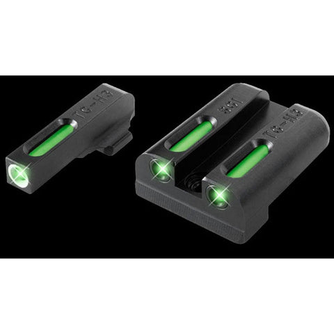 Tfx Tritium-fiber-optic Day-night Sight - Sig #8-#8, Green-green
