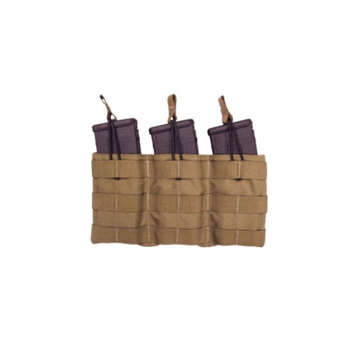 Triple Speed Load Rifle Magazine Pouch,