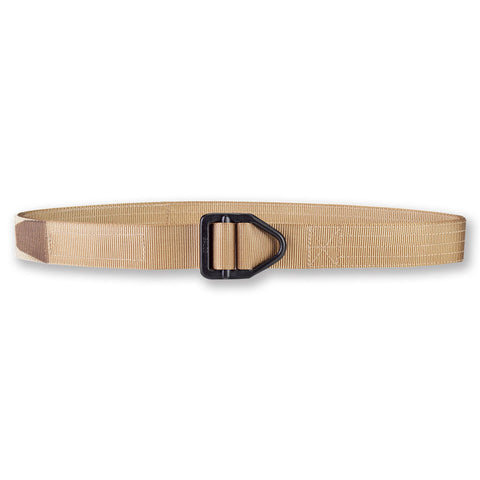 Reinforced Instructors Belt - Desert Tan - X-large