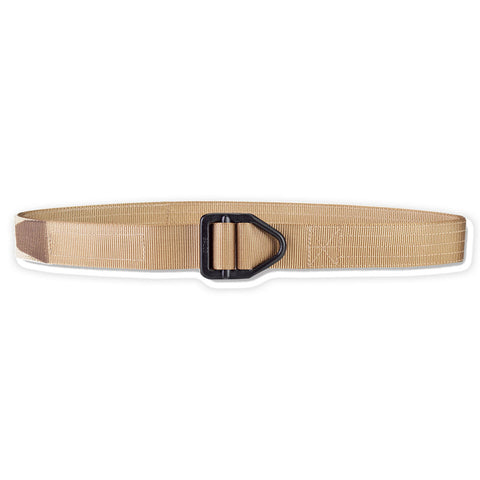Reinforced Instructors Belt - Desert Tan - 2x-large