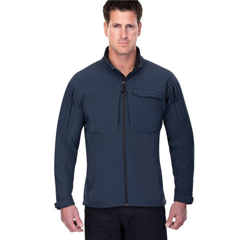 Downrange Softshell Jacket Bering Bl Lrg