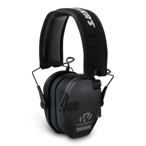 Razor Slim Low Profile Electronic Earmuff
