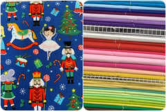 nutcracker fabric